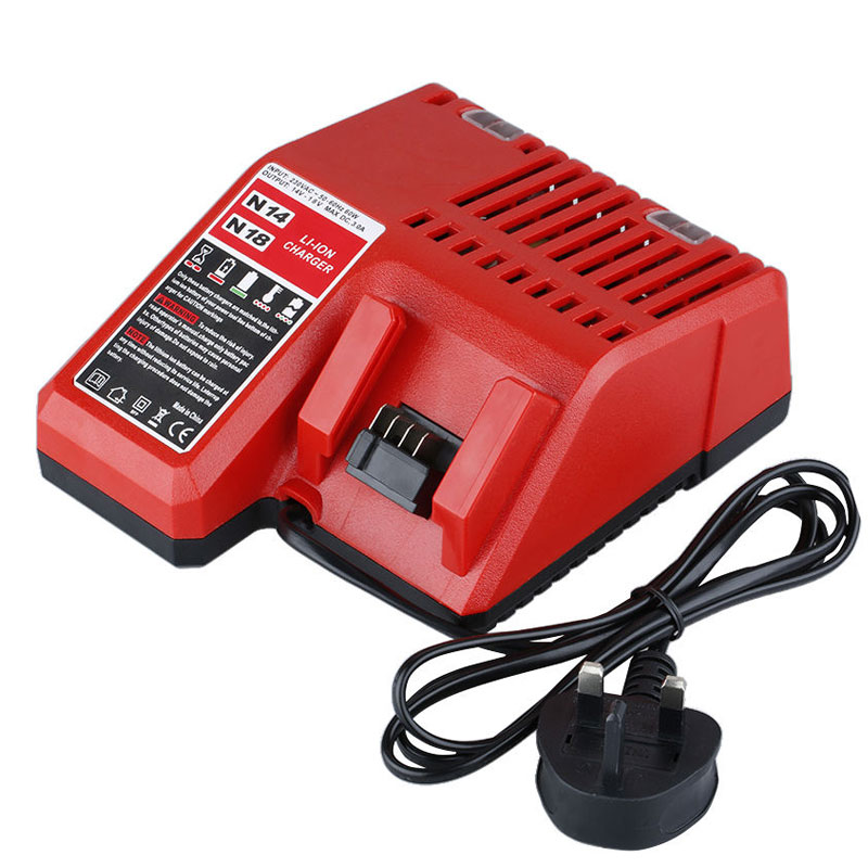 MILWAUKEE-MIL1418V01 Power Tool Battery Charger