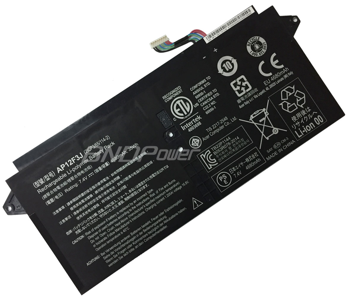 ACER Laptop Battery S7-391  Laptop Battery
