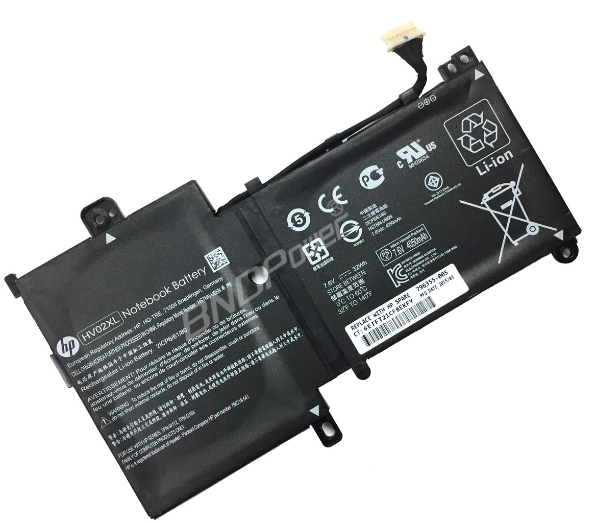 HP/COMPAQ Laptop Battery HV02XL  Laptop Battery
