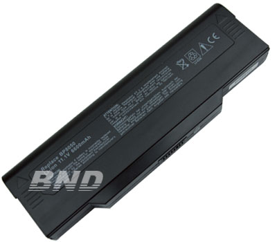 FUJITSU/Uniwill Laptop Battery BND-BP8050(H)  Laptop Battery