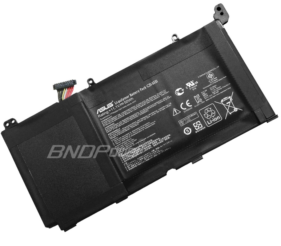 ASUS Laptop Battery C31-S551  Laptop Battery